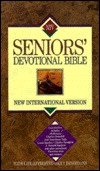 Holy Bible: New International Version Seniors' Devotional Bible: With Life-Affirming Daily Devotions