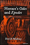 Odes and Epodes: Translated with an Introduction and Commentary