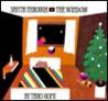 Santa Through the Window