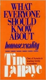 What Everyone Should Know About Homosexuality