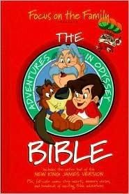The Adventures in Odyssey Bible NKJV