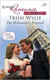 Ebook The Millionaire's Proposal by Trish Wylie PDF!