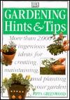 Gardening Hints & Tips