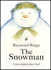 The Snowman Shaped Board Book