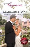 The Australian's Society Bride by Margaret Way