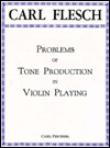Problems of Tone Productions in Violin Playing