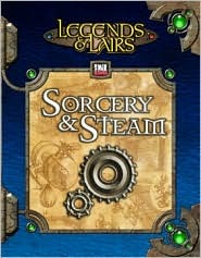 Sorcery and Steam (Legends & Lairs, d20 System)