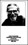 Just Friends/Friends and Lovers (Poems 1959-1962)