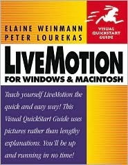 Livemotion for Windows and Macintosh: Visual QuickStart Guide