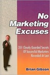 No Marketing Excuses