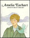 Amelia Earhart by Francene Sabin