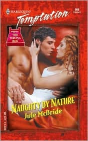 Naughty By Nature (Harlequin Temptation, #866)