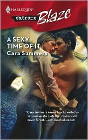 A Sexy Time Of It by Cara Summers