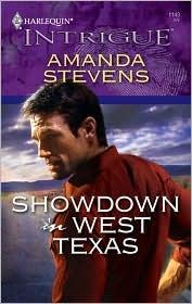 Showdown in West Texas by Amanda Stevens