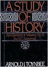 A Study of History, Abridgment of Vols 7-10