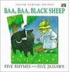 Baa, Baa Black Sheep Board Book