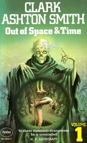 Resultado de imagem para Out Of Space And Time Volume de Clark Ashton Smith