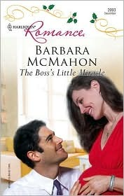 The Boss's Little Miracle by Barbara McMahon