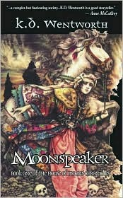 Moonspeaker (House of Moons Chronicles, #1)