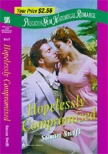 Hopelessly Compromised (Precious Gem Historical Romance, #49)
