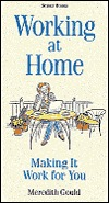 Working at Home by Meredith Gould