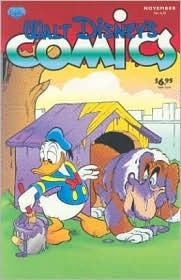 Walt Disney's Comics and Stories #638