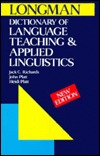 Dictionary of Language Teaching and Applied Linguistics by Jack C. Richards