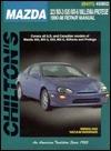 Chilton's Mazda 323/MX-3/626/Millenia/Protege 1990-98 repair manual