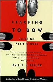 Learning to Bow by Bruce Feiler