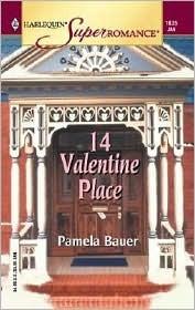 14 Valentine Place por Pamela Bauer 978-0373710355 DJVU FB2 EPUB