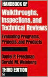 Handbook of Walkthroughs, Inspections, and Technical Reviews