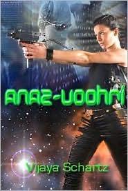 Anaz-Voohri by Vijaya Schartz