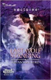 Last Wolf Standing (Bloodrunners #1)