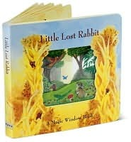 Little Lost Rabbit-A Magic Window Book