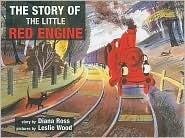 The story of the little red engine by Diana  Ross