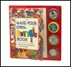 The Make-Your-Own-Button Book/With 4 Reusable Buttons