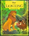 The Lion King Pop-Up Book
