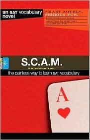 S.C.A.M. (Smart Novels: Vocabulary)