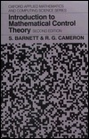 Introduction to Mathematical Control Theory