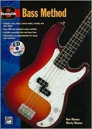 Basix Bass Method: Book & Online Audio