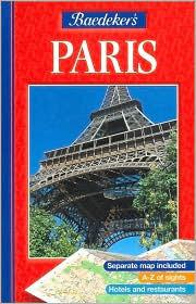 Baedeker's Paris by Jarrold Baedeker
