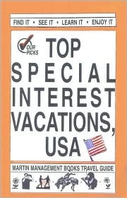 Top Special Interest Vacations, USA