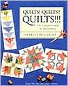 Quilts! Quilts!! Quilts!!!: Instructor's Guide