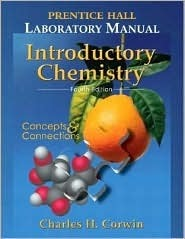 Prentice Hall Lab Manual Introductory Chemistry (4th Edition)