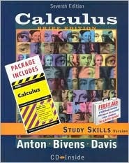 Calculus: Student Skills Version, Seventh Edition