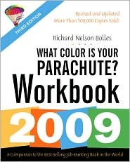 What Color Is Your Parachute? Workbook by Richard Nelson Bolles