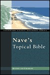 Nave's Compact Topical Bible by Orville J. Nave