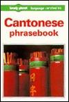 Lonely Planet Cantonese Phrasebook