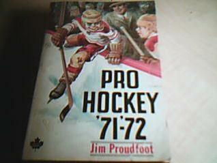 pro hockey 71-72
