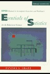 Spss Manual to Accompany Gravetter and Wallnau's Essentials of Statistics for the Behavioral Sciences